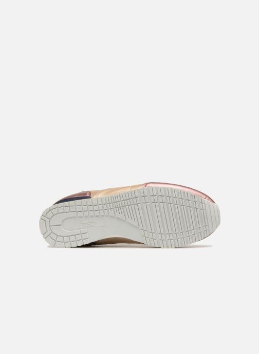Sneakers Pepe jeans Sydney Goud en brons boven