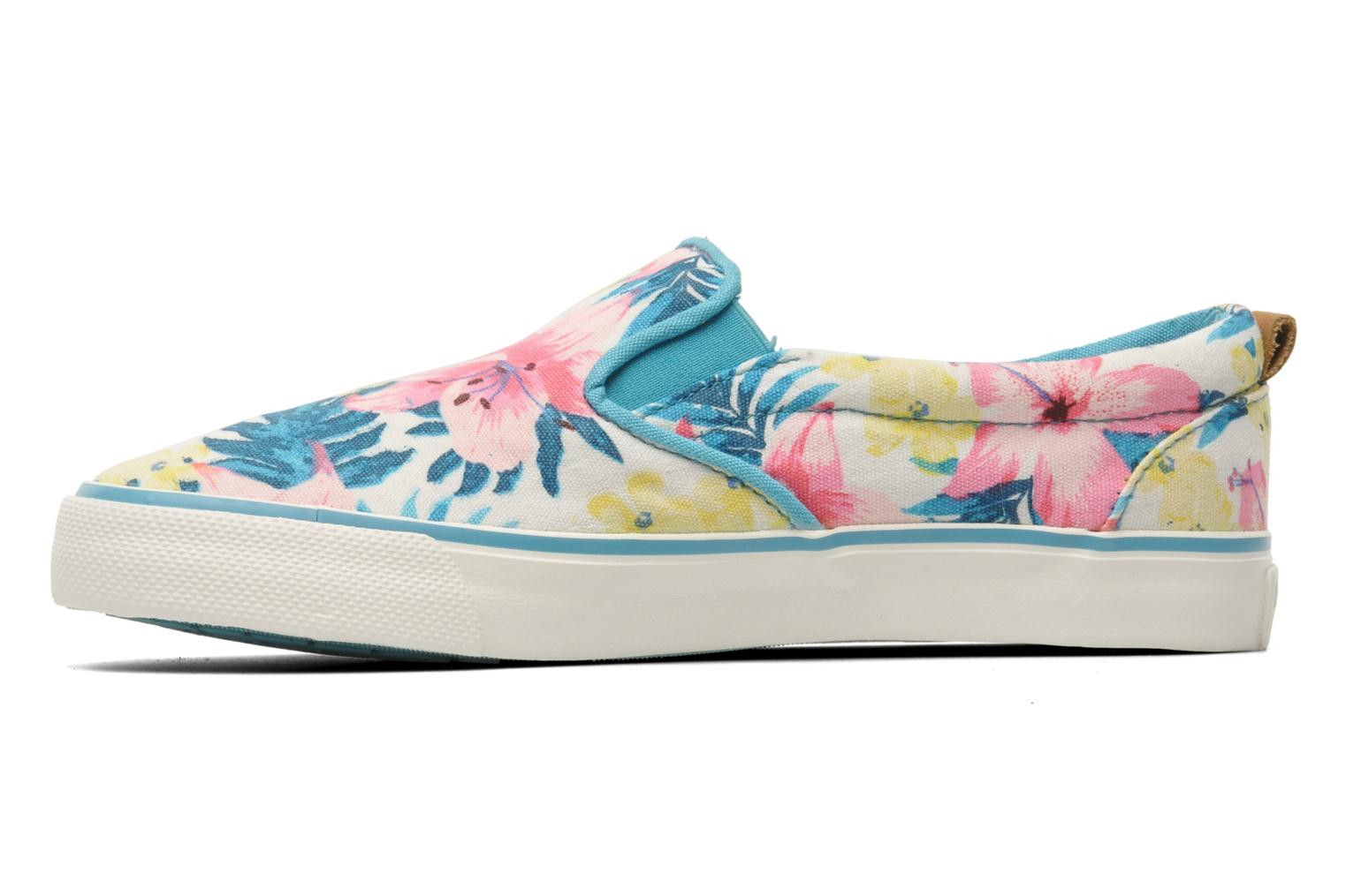 Trainers Pepe jeans Traveler Multicolor front view