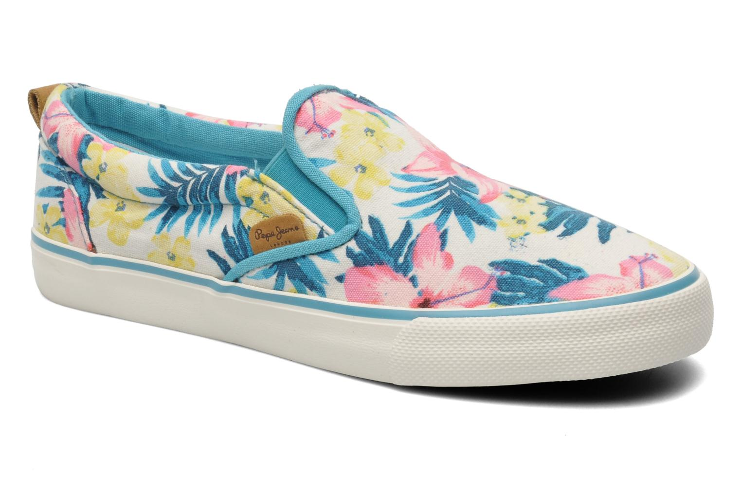 Trainers Pepe jeans Traveler Multicolor detailed view/ Pair view