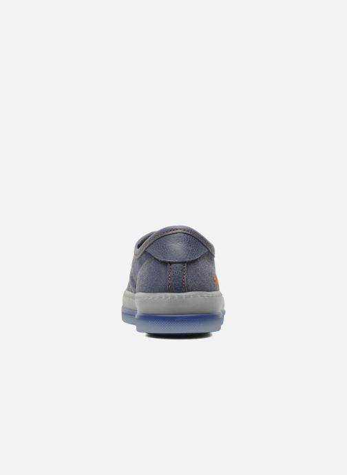 Sneakers Art A955 Queen Azzurro immagine destra