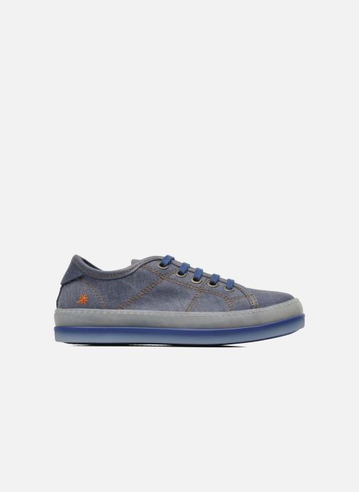 Sneakers Art A955 Queen Azzurro immagine posteriore