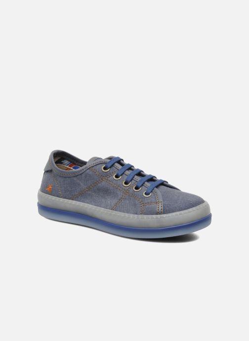 Sneakers Art A955 Queen Azzurro vedi dettaglio/paio