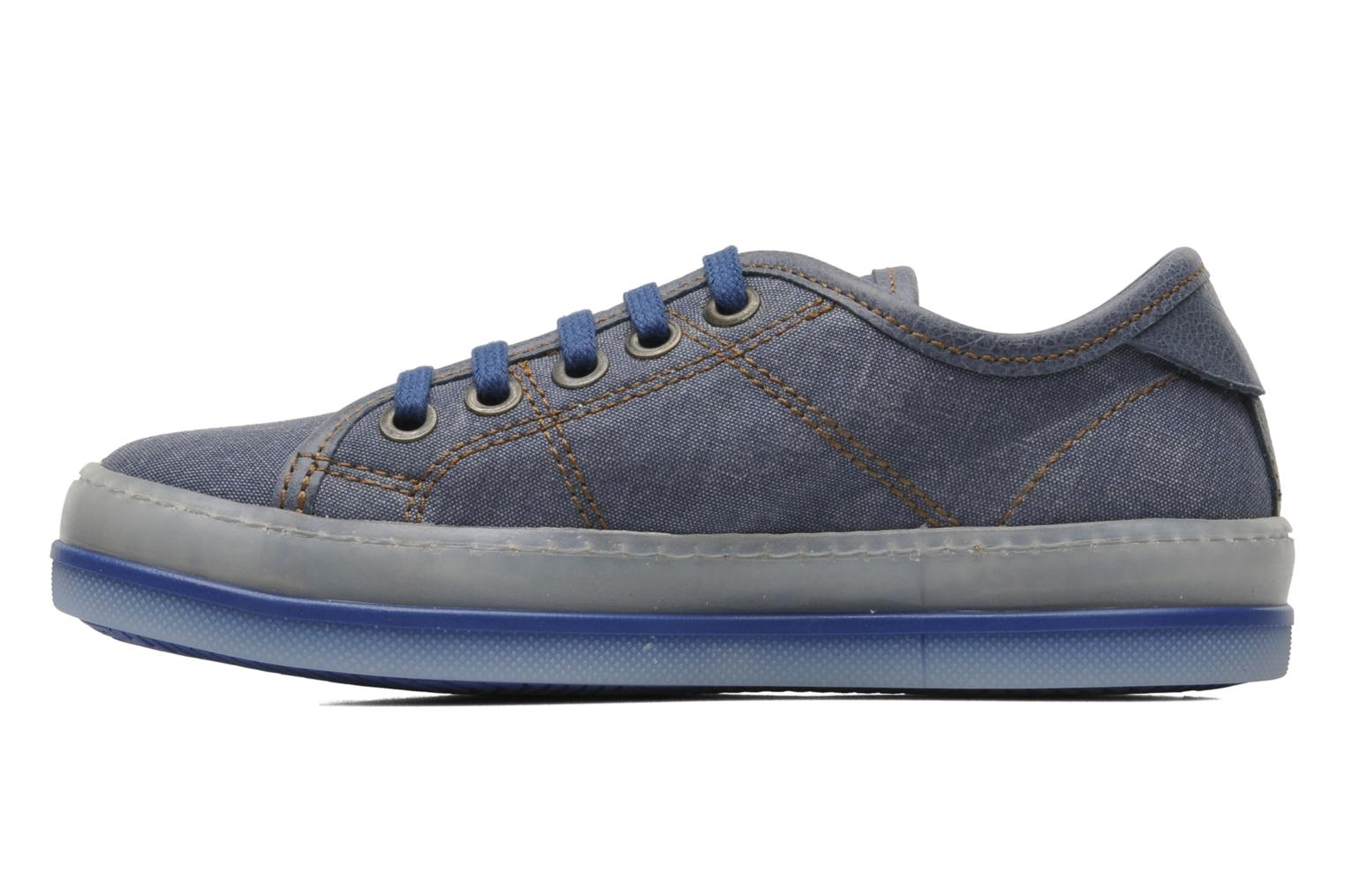 Trainers Art A955 Queen Blue front view