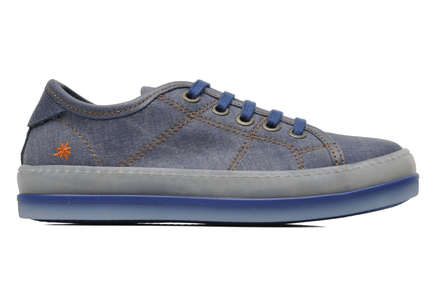 Trainers Art A955 Queen Blue back view