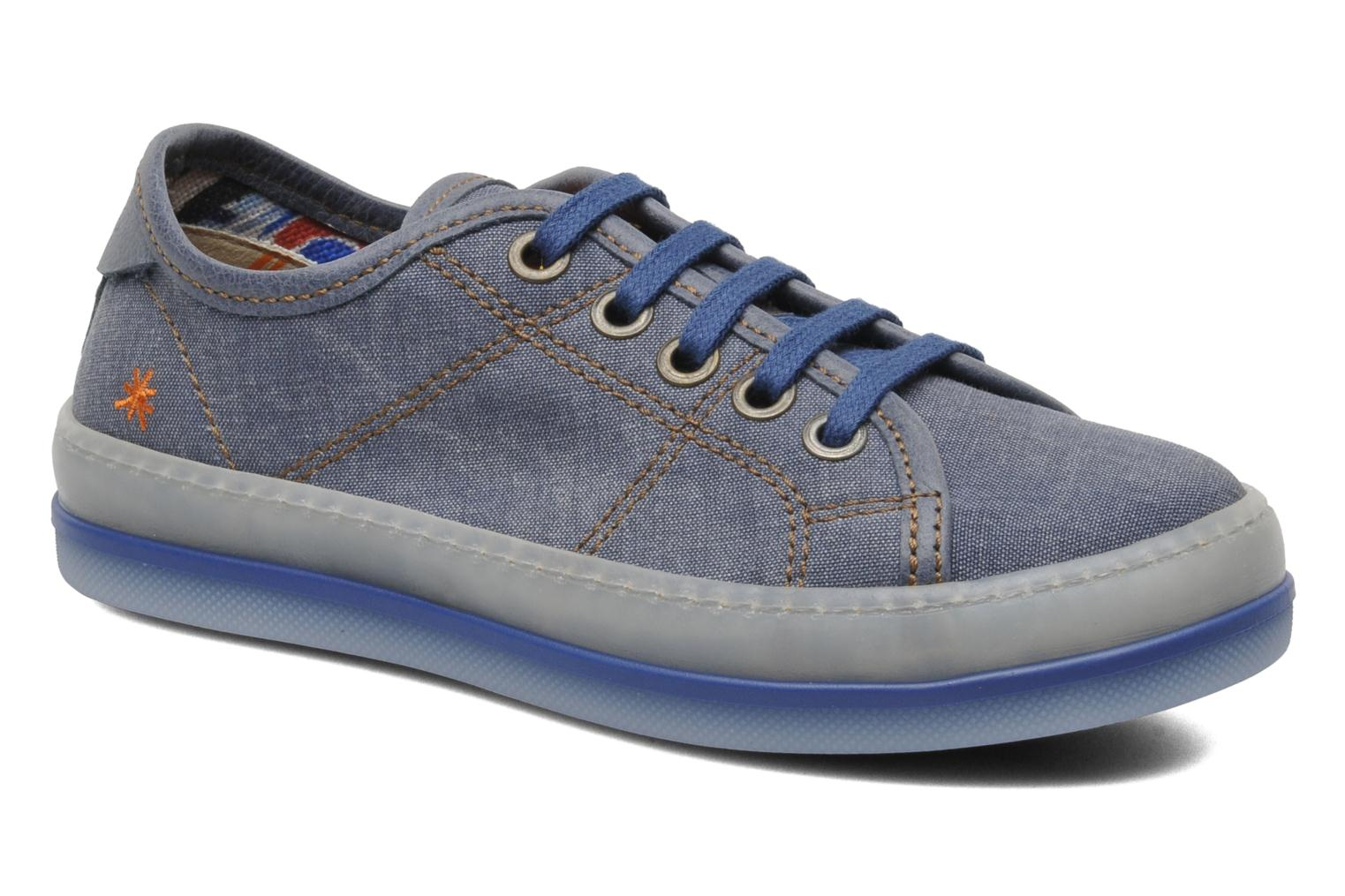 Trainers Art A955 Queen Blue detailed view/ Pair view