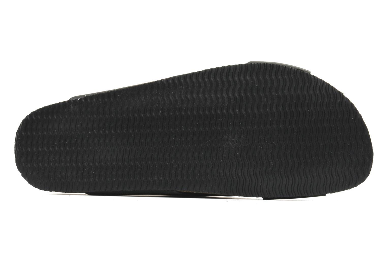 Sandales et nu-pieds Rondinaud Trèfle Noir vue haut