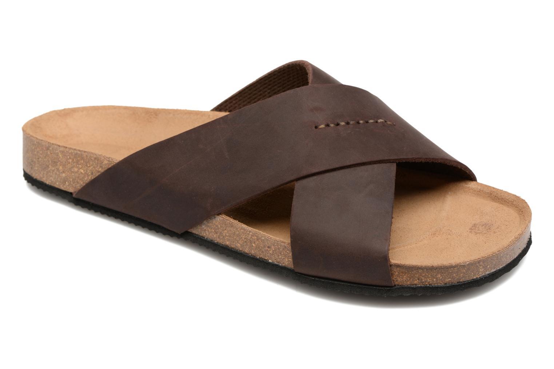 Sandali e scarpe aperte Rondinaud Trèfle Marrone vedi dettaglio/paio
