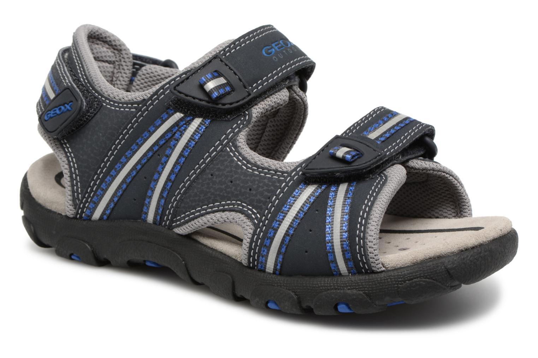 Sandali e scarpe aperte Geox J S.STRADA A J4224A Azzurro vedi dettaglio/paio
