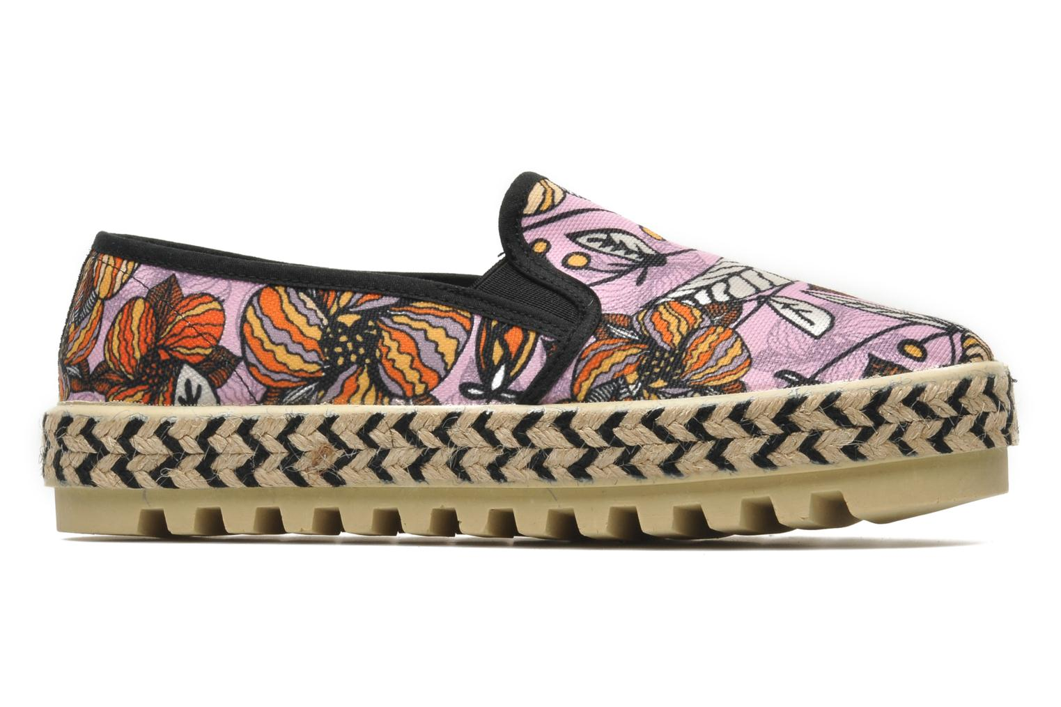 Trainers Sixty Seven Dina Multicolor back view