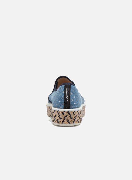 Espadrilles Sixty Seven Leah Blue view from the right