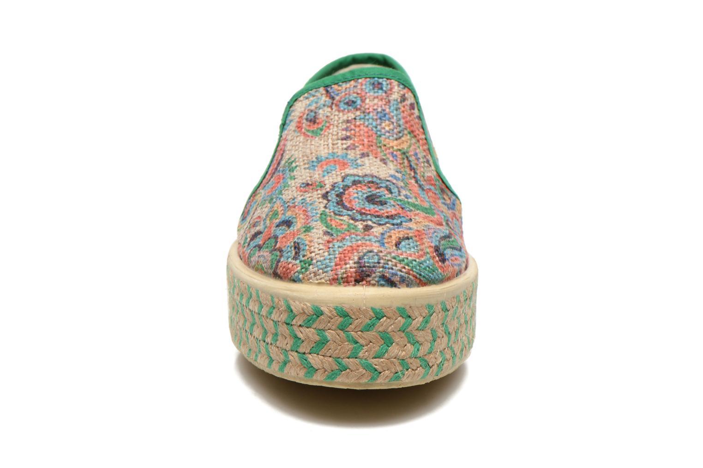 Espadrilles Sixty Seven Leah Beige vue portées chaussures