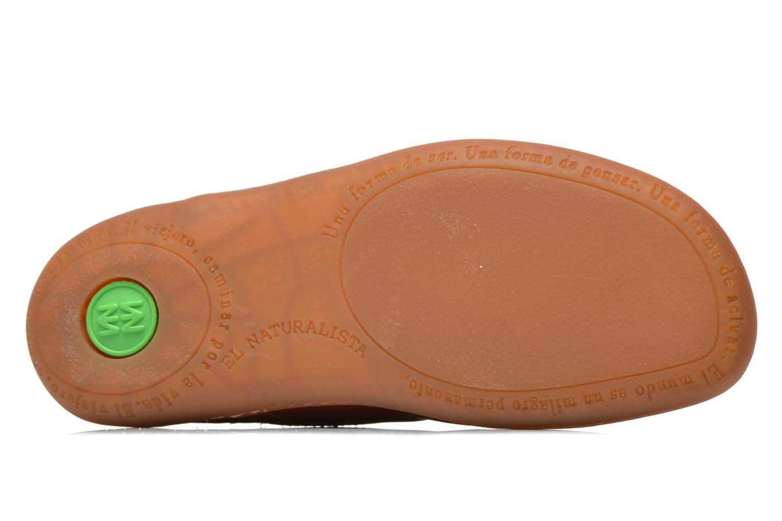 Loafers El Naturalista El Viajero N275 W Red view from above