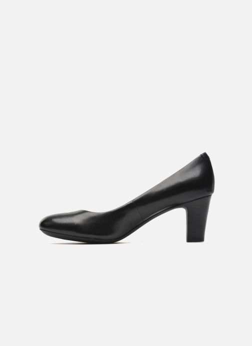Zapatos de tacón Geox D MARIELE MID B D32T7B Negro vista de frente