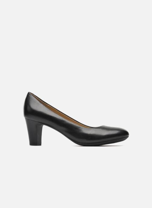 Zapatos de tacón Geox D MARIELE MID B D32T7B Negro vistra trasera