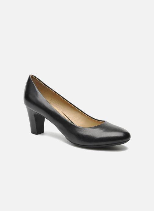 Zapatos de tacón Geox D MARIELE MID B D32T7B Negro vista de detalle / par