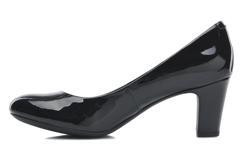 High heels Geox D MARIELE MID B D32T7B Black front view