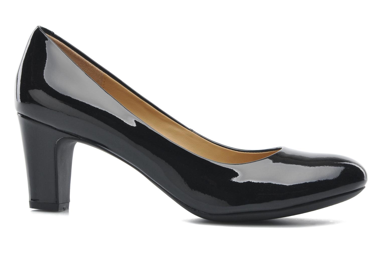 High heels Geox D MARIELE MID B D32T7B Black back view