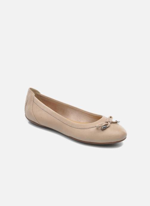 8873ee47f186 Geox D CHARLENE A D32Y7A (Beige) - Ballet pumps chez Sarenza (219942)
