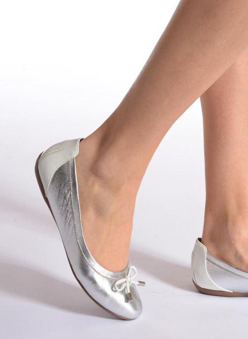 Ballerinas D D32y7a 219944 A schwarz Charlene Geox HSXwqP