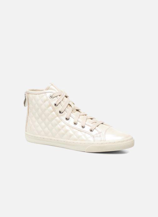 Geox D NEW CLUB A D4258A (rosa) - scarpe scarpe scarpe da ginnastica chez   Elegante e solenne  09af58