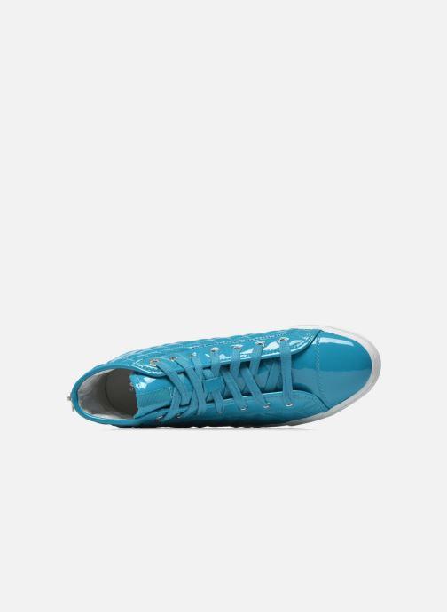Geox D NEW CLUB A D4258A (blau) Sneaker bei
