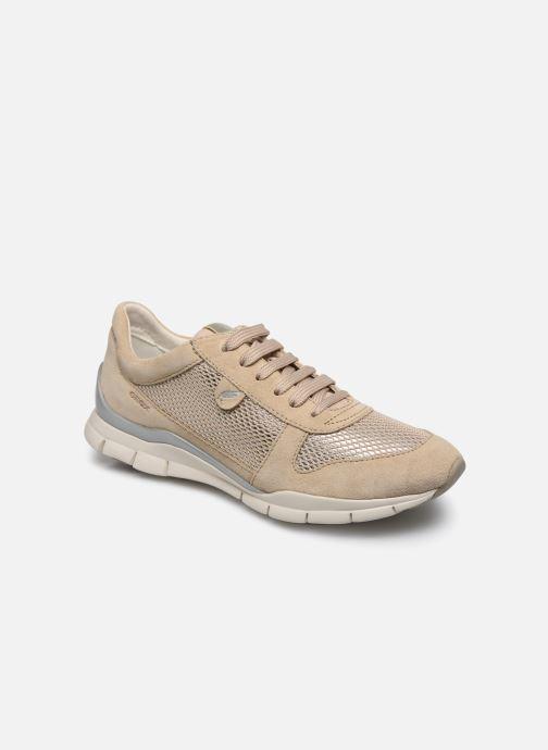 Sneaker Geox D SUKIE A D52F2A beige detaillierte ansicht/modell