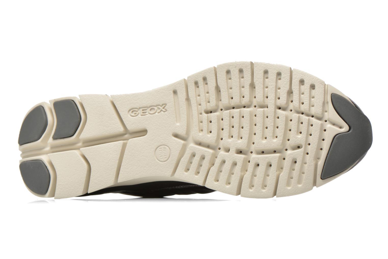 Sneakers Geox D SUKIE A D52F2A Grigio immagine dall'alto