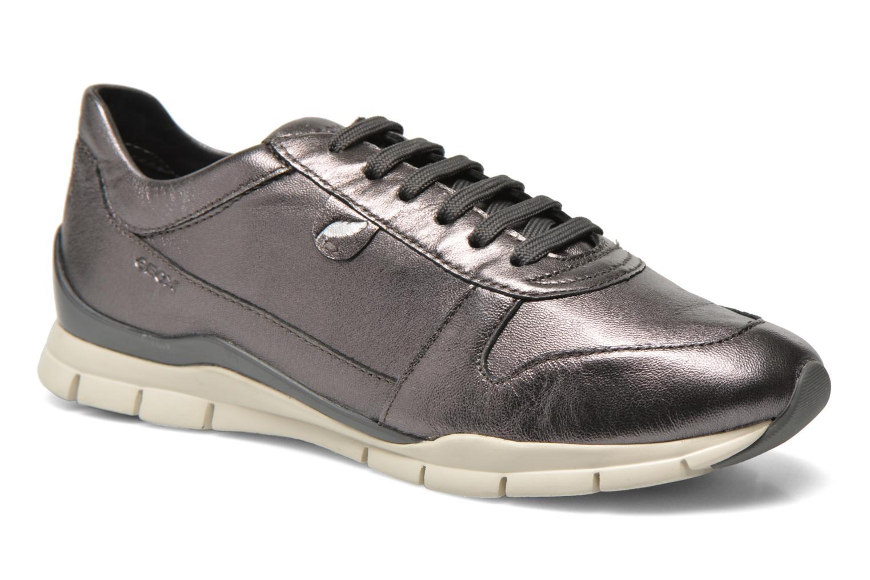 Sneakers Geox D SUKIE A D52F2A Grigio vedi dettaglio/paio