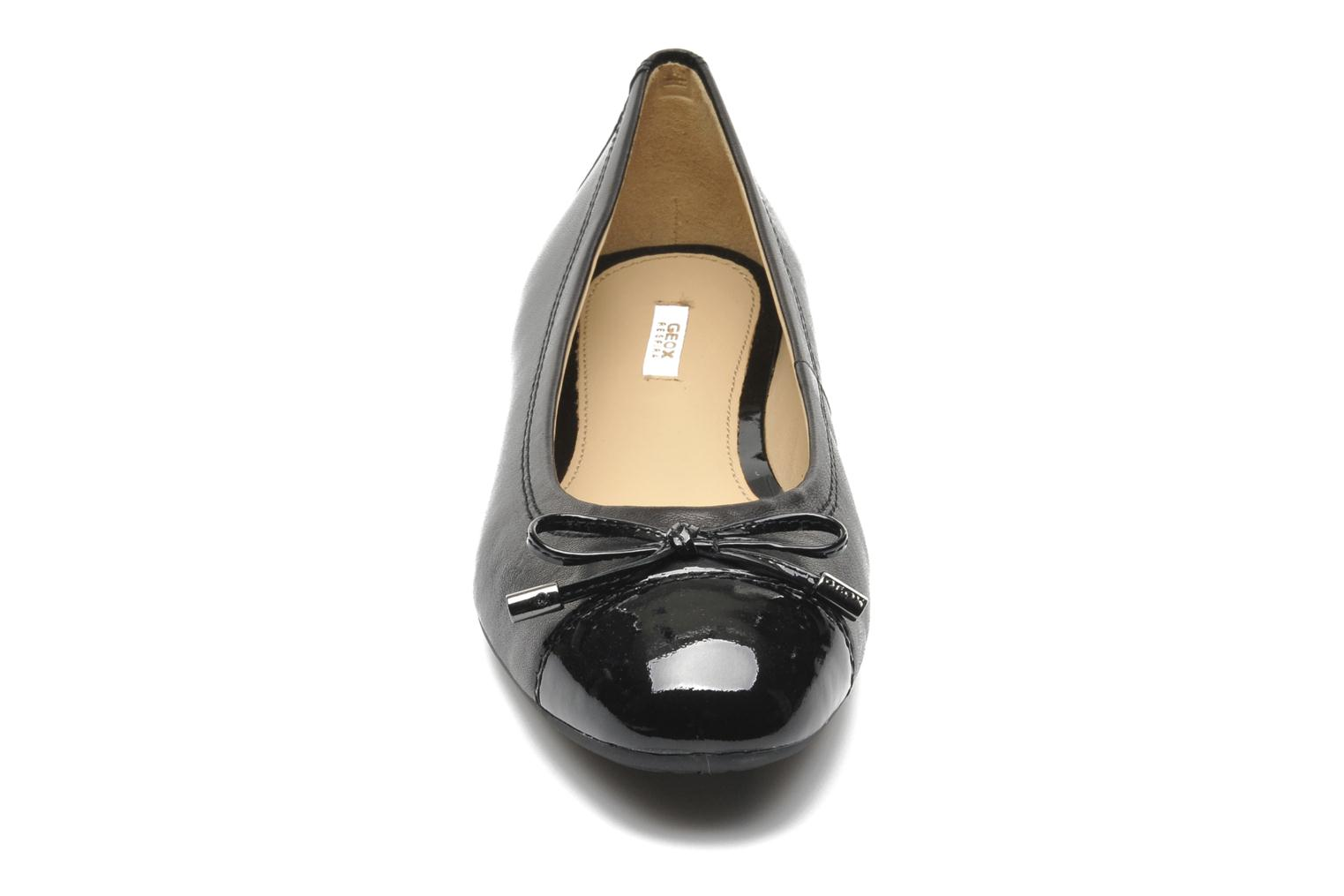 Ballet pumps Geox D LOLA A D93M4A Black model view