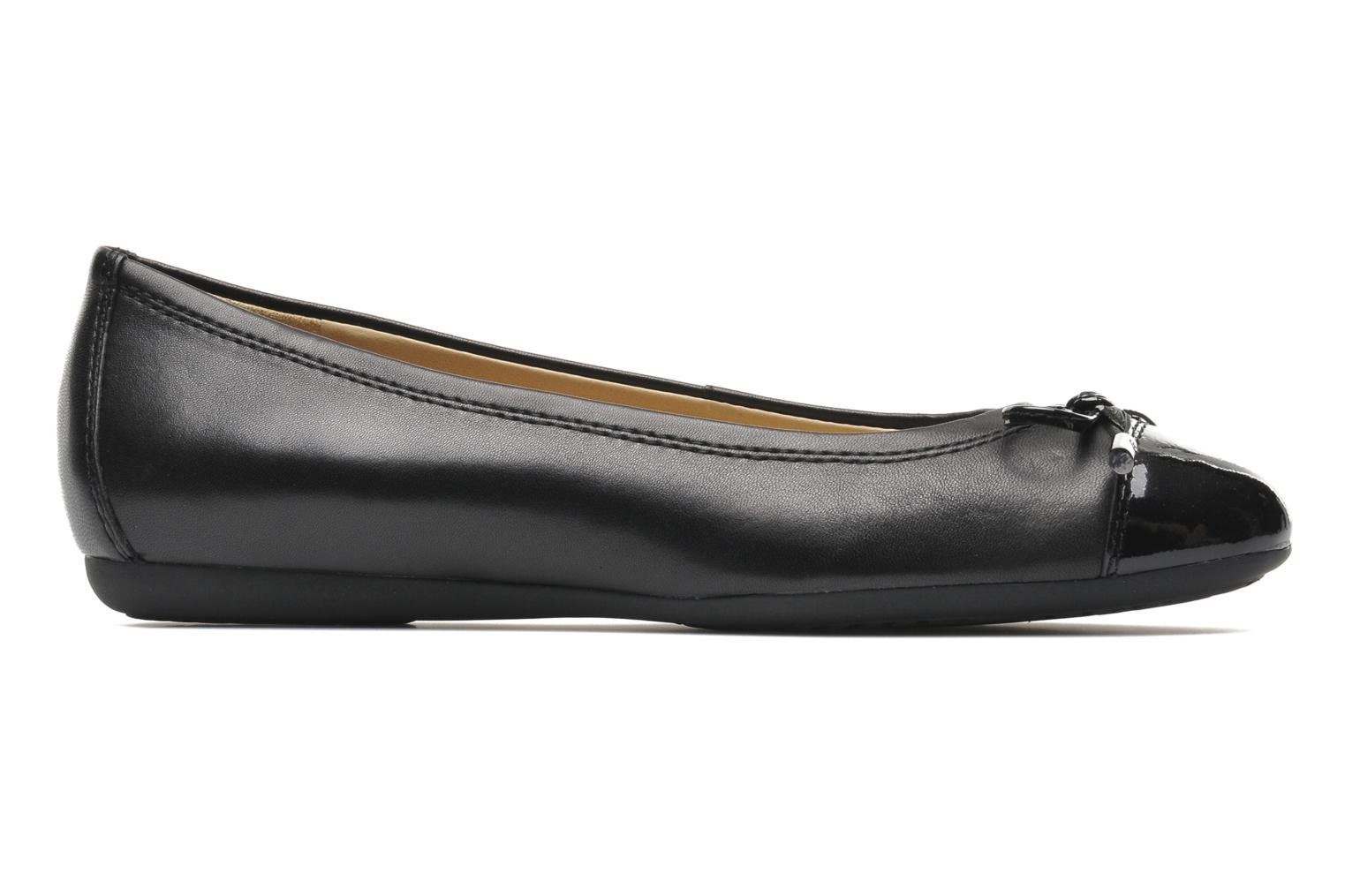 Ballet pumps Geox D LOLA A D93M4A Black back view
