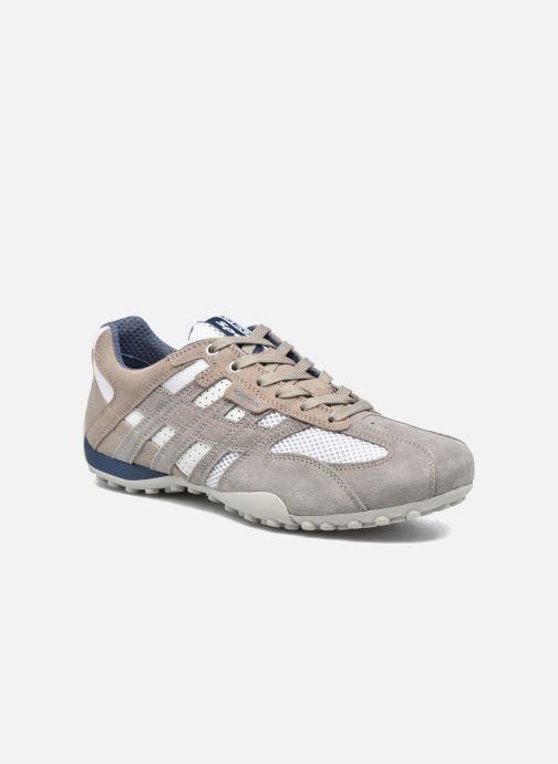 Sneaker Geox U SNAKE K U4207K weiß detaillierte ansicht/modell