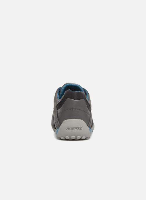 Geox Snake Schuhe avio blau U4207K