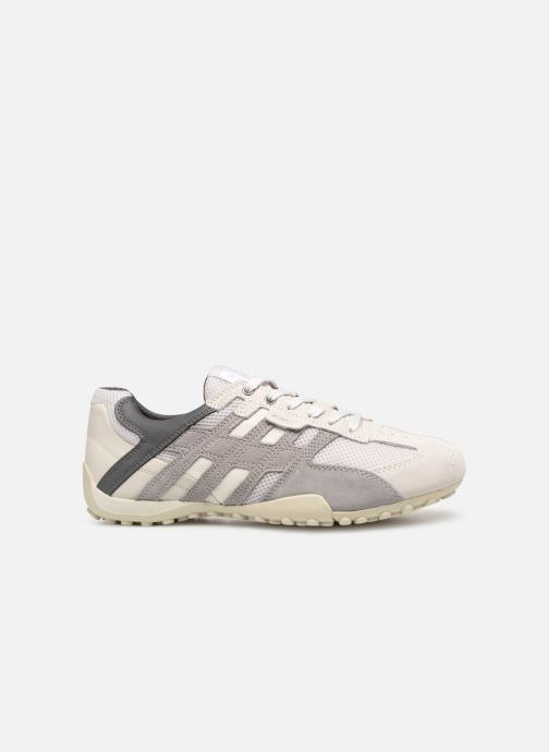 Trainers Geox U SNAKE K U4207K White back view