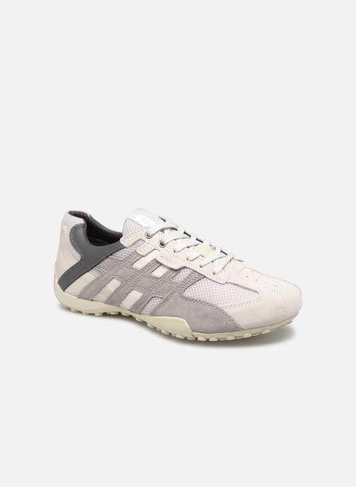 Geox U SNAKE K U4207K (Beige) - scarpe da ginnastica chez   Servizio durevole    Uomo/Donne Scarpa