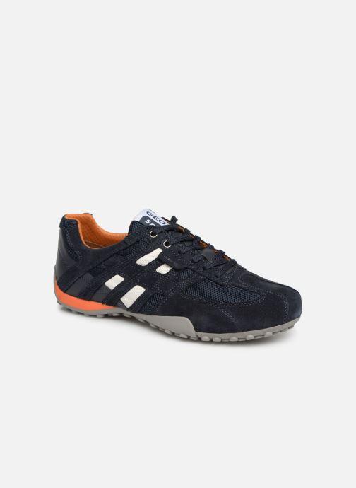Sneaker Geox U SNAKE K U4207K blau detaillierte ansicht/modell