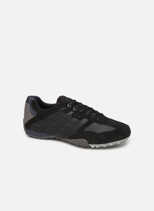 Sneaker Geox U SNAKE K U4207K schwarz detaillierte ansicht/modell