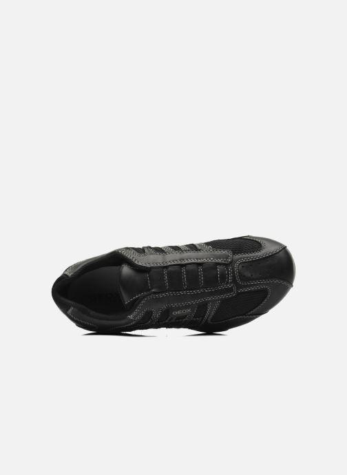 220351 Snake Geox U4207l Baskets U Chez noir L pS5qC0xw4