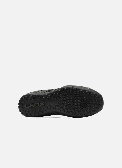 Sneakers Geox U SNAKE L U4207L Nero immagine dall'alto