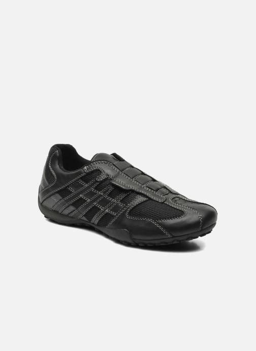 Sneakers Geox U SNAKE L U4207L Nero vedi dettaglio/paio