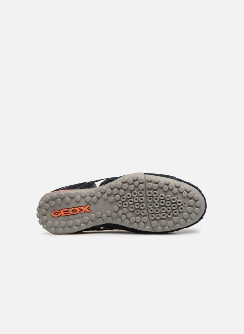 Sneakers Geox U SNAKE L U4207L Azzurro immagine dall'alto