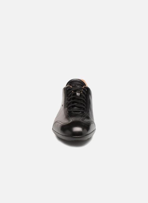 Sneakers Santoni Eagle 13831 Zwart model