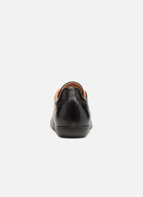 Sneakers Santoni Eagle 13831 Zwart rechts