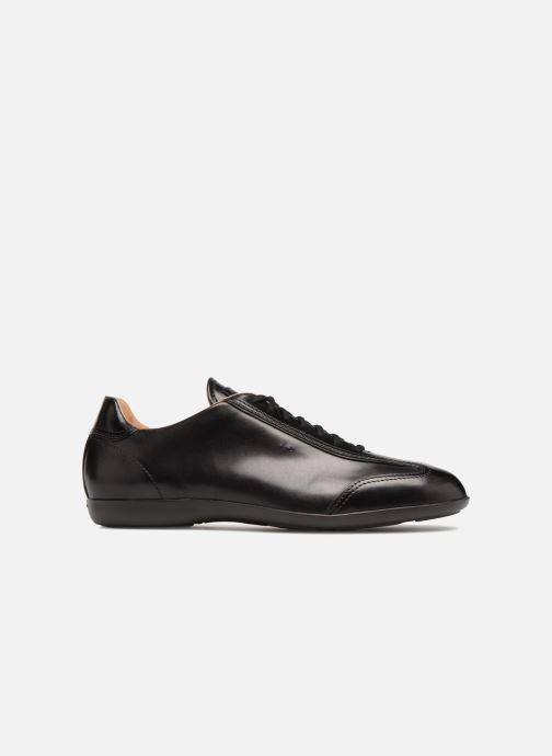Sneakers Santoni Eagle 13831 Zwart achterkant
