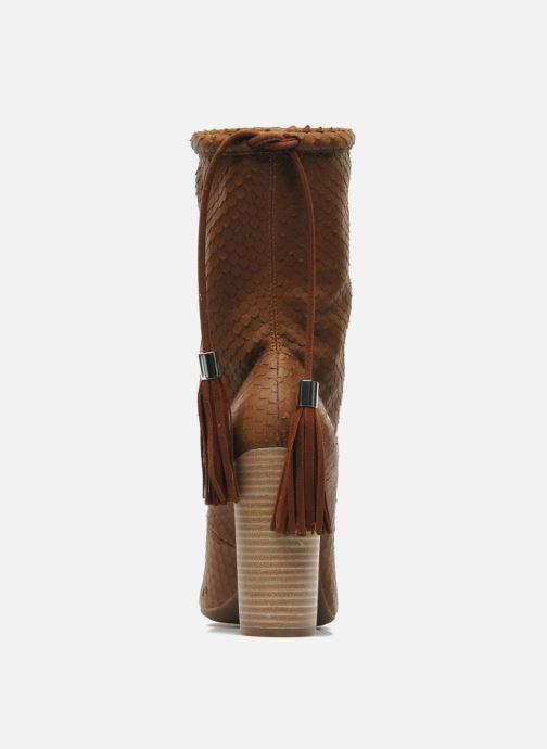 Bottines et boots Geox By Patrick Cox D NOLINA A D5288A Marron vue droite