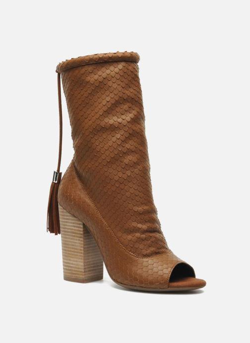 Stiefeletten & Boots Geox By Patrick Cox D NOLINA A D5288A braun detaillierte ansicht/modell