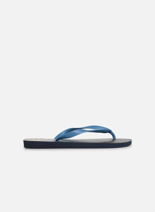 Infradito Havaianas Hype Azzurro immagine posteriore