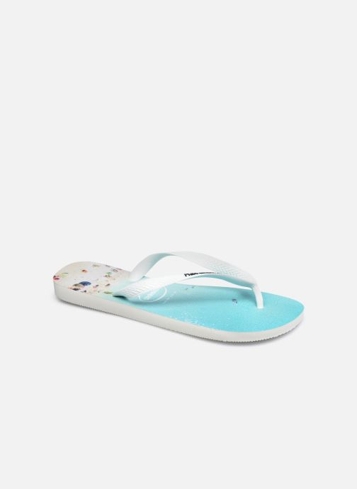 Slippers Havaianas Hype Multicolor detail