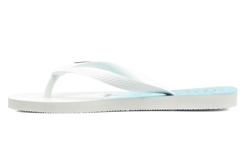 Tongs Havaianas Hype Blanc vue face