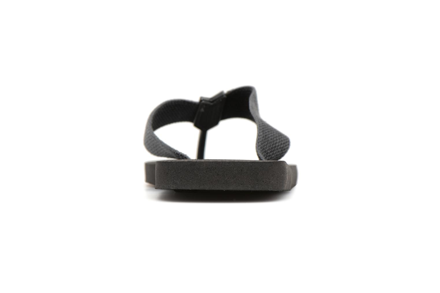 Flip flops Havaianas Urban Basic Black view from the right