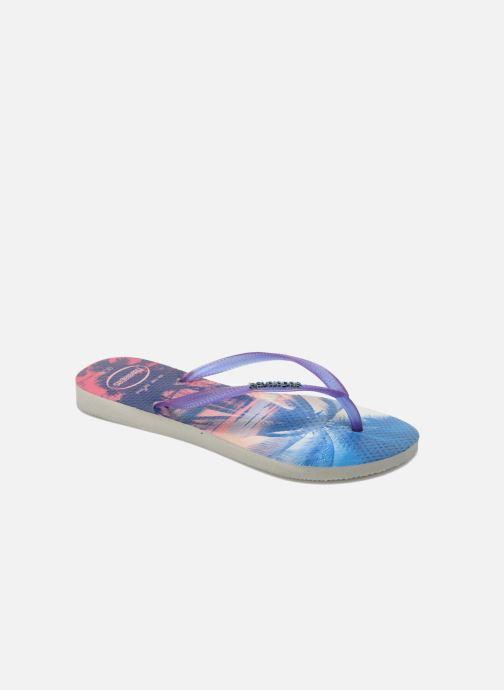 ea7dd539926 Havaianas Slim Paisage (Multicolore) - Tongs chez Sarenza (251848)